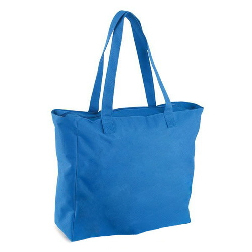 Cotton Shopping Bag With Self Handle