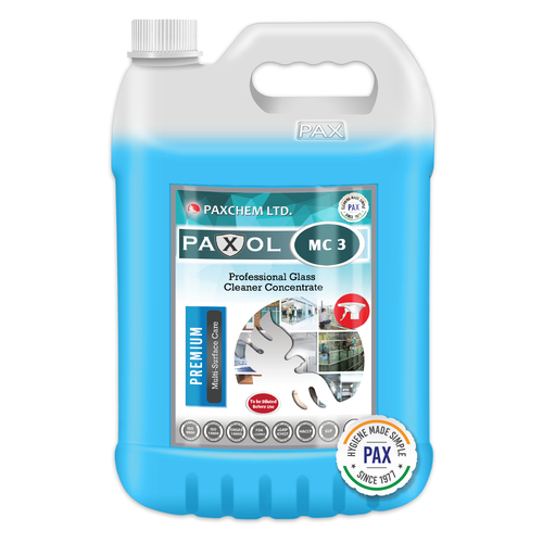 Paxol MC 3 - Professional Glass Cleaner Concentrate