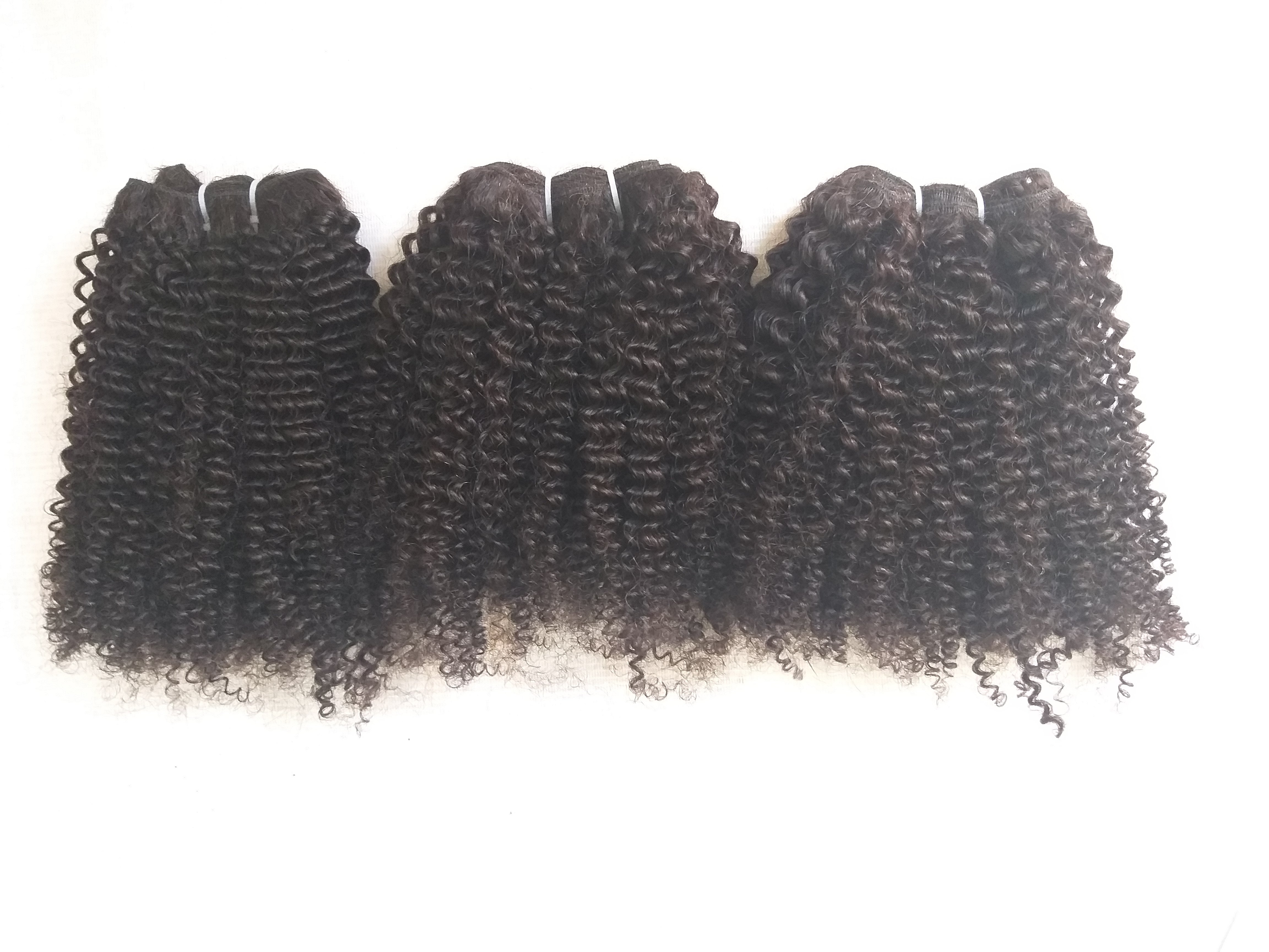 Steam Curly Human Hair