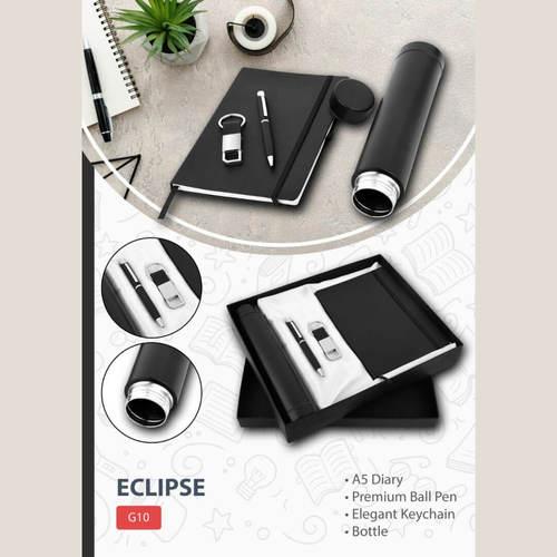 4in1 Gift Set Pen Diary Keychain Bottle