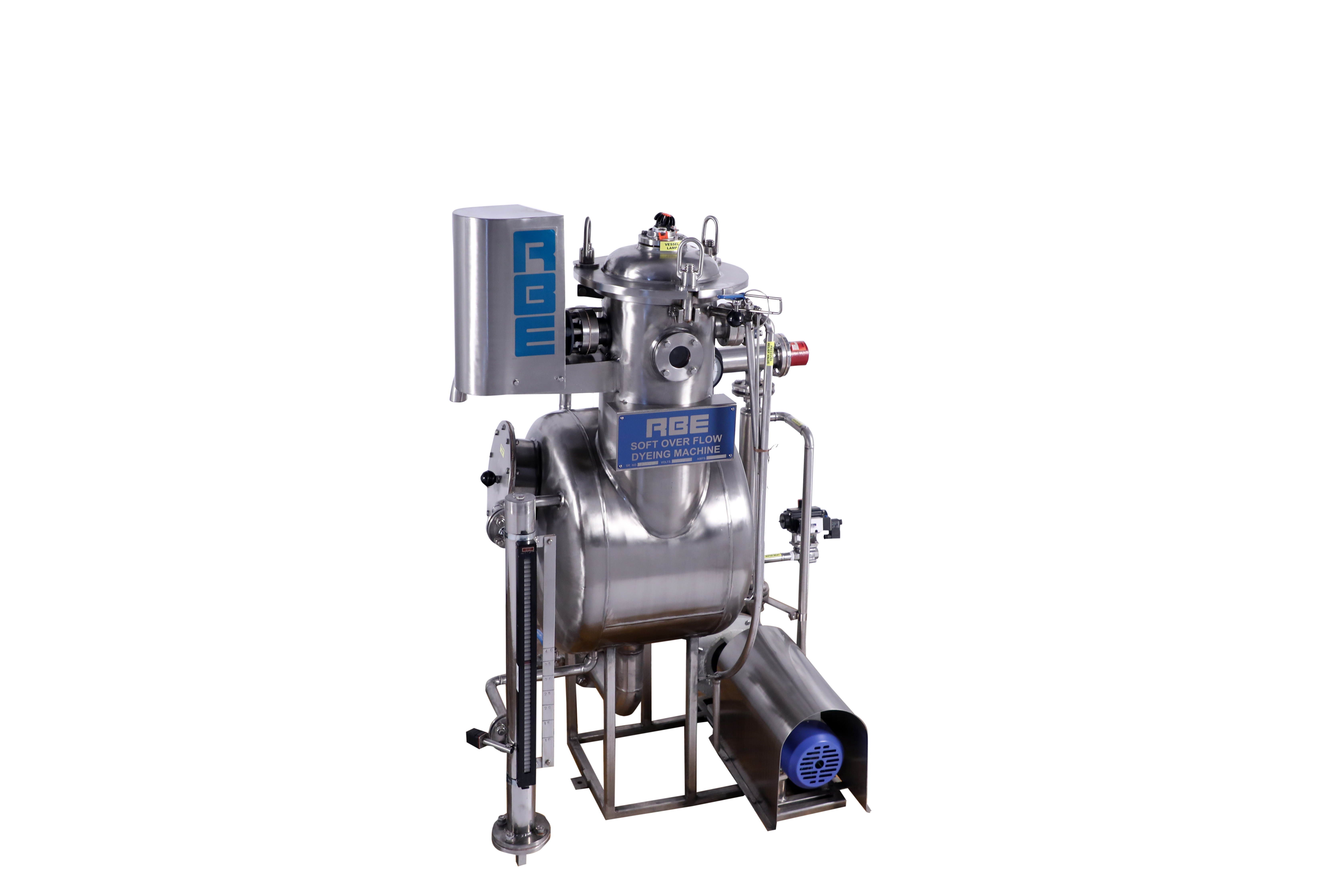 Lab Soft Flow Dyeing Machines