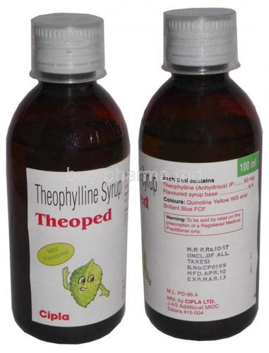 Theophylline Syrup
