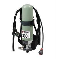 3m ( Scott) Sigma-2 Scba Set-45 Mint/300 Bar