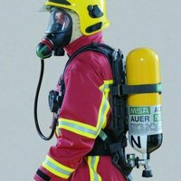 MSA AirGo Compact Self Contained Breathing Apparatus