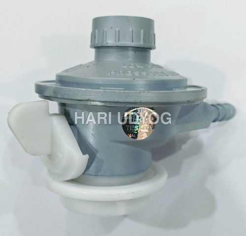 LPG Gas Regulator with Variable Pressure