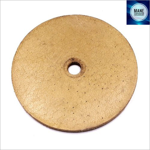 Round Leather Washer