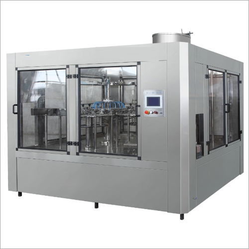 SS304 Rinsing Filling and Capping Machine