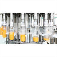 Flavoured Juice Filling Machine