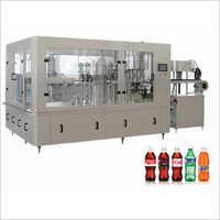 Soft Drink Filling Machine