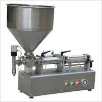 Industrial Paste Filling Machine
