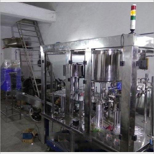 Natural Juice Filling Machine