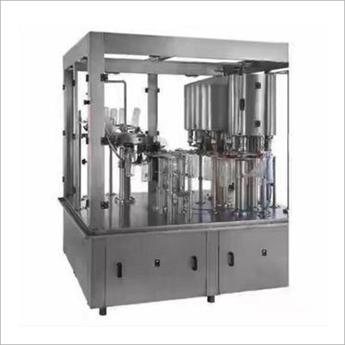 90 BPM Rinsing Filling And Capping Machine