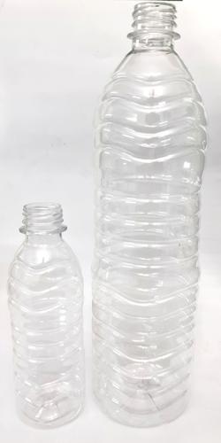Water Clear PET Bottle