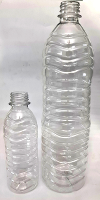 Water Clear PET Bottle