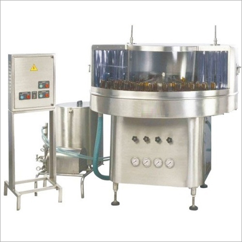 Rotary Oil Filling Machine