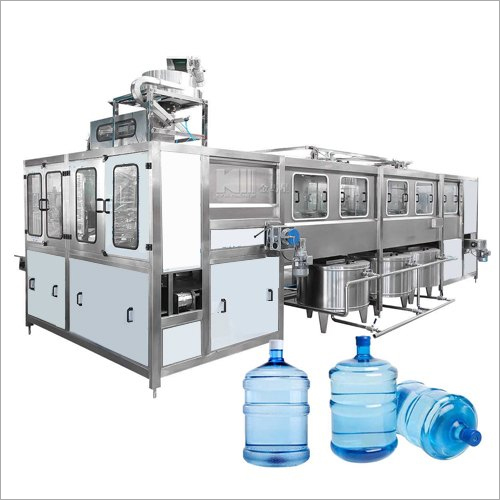 Industrial Mineral Water Packing Machine