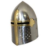 Medieval Sugarloaf Armor Helmet ~ MEDIEVAL AGE ARMOR HELMET -
