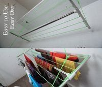 Ceiling Mounting Nylon Rope Hangers