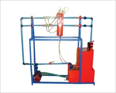 Venturimeter & Orificemeter Test Rig