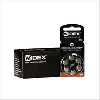 Widex Hearing Aids Batteries