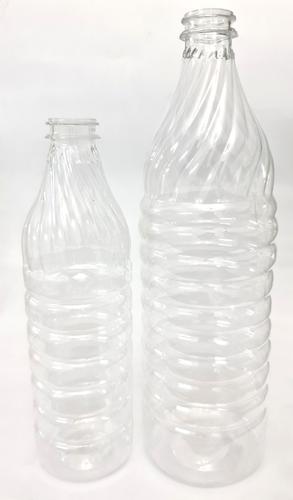 Edible Oil Lotus Clear PET Bottle