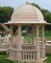 Sandstone Chatri or Tomb