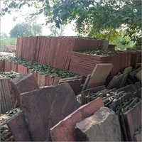 Agra Red Sandstone Rough