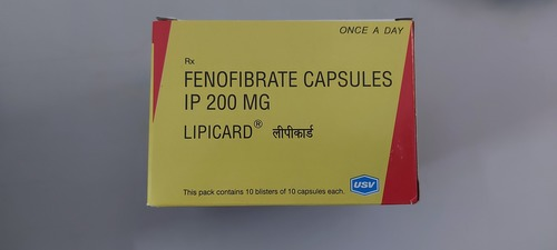 Lipicard Capsules