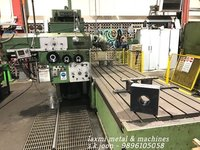 BED MILLING MACHINE, MECOF (Italy) - CS 10