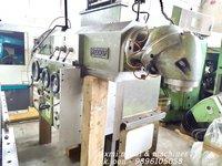 BED MILLING MACHINE, MECOF (Italy) - CS 10