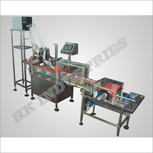 PFS Labeling Machine