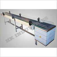 Three Chain Conveyor Belt