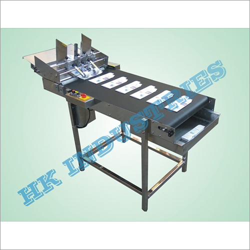 Automatic Carton Feeder With Conveyor