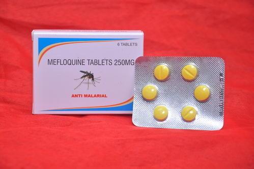 250mg Mefloquine Tablets
