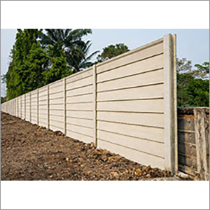 Industrial Prestressed Precast Compound Wall Systems