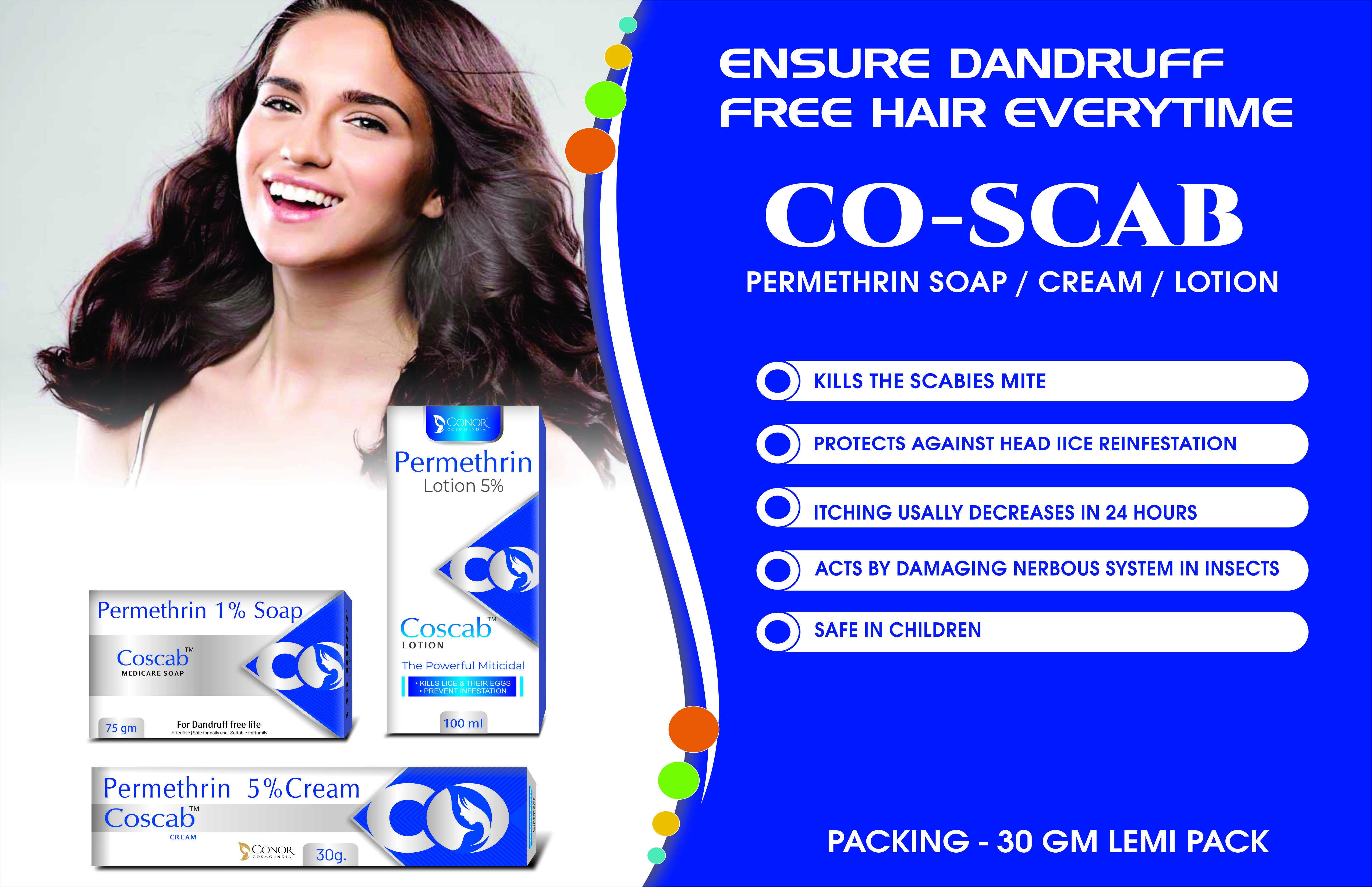 Truworth Co-scab Lotion/Cream