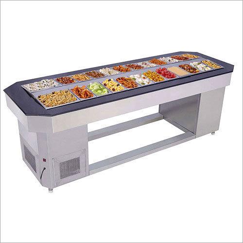 Cold Salad Display Counters