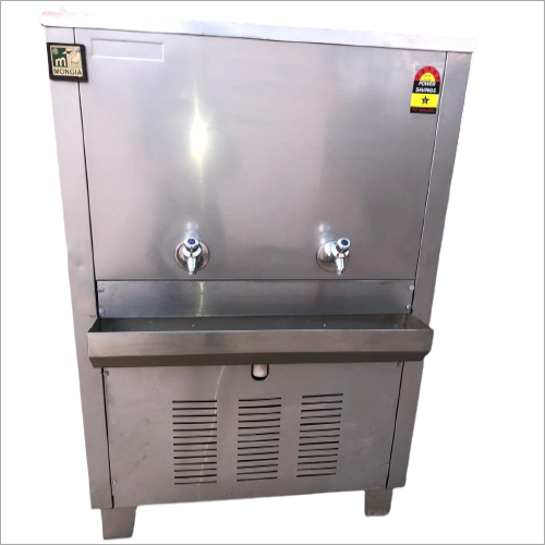 SS Double Tap Water Cooler