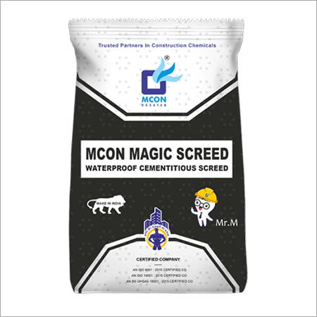 Mcon Magic Screed Self Levelling