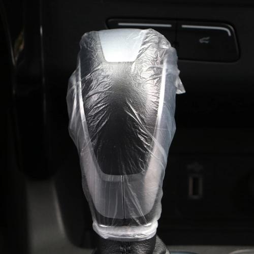 plastic gear knob cover