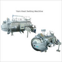 Yarn Heat Setting Machine