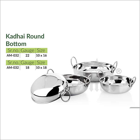 Kadhai Round Bottom