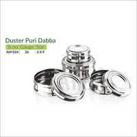 Duster Puri Dabba