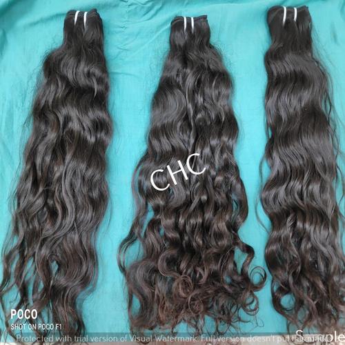 Indian Virgin Deep Curly  Human Hair Extensions