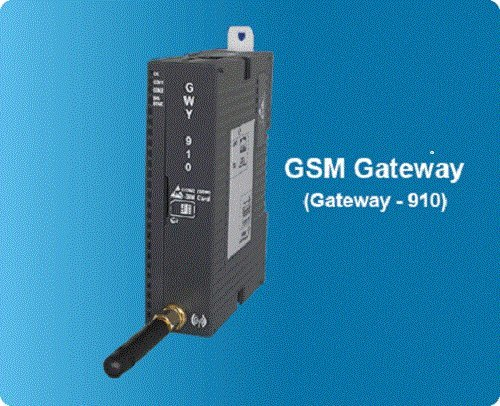 Renu Gateway-910-B For Serial To GSM / Wireless