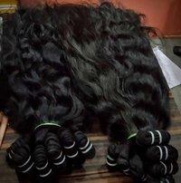 Natural Long Wavy Human Hair Extensions