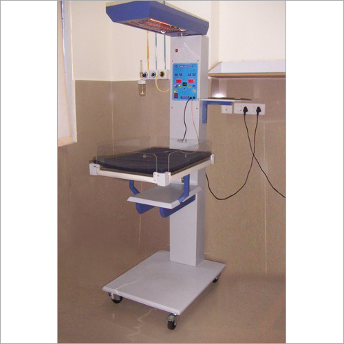 MS Powder Coated Infant Radiant Warmer For Hospital
