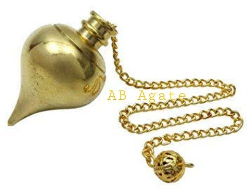 Metal Gold Pendulumn