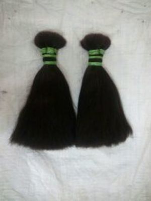 Exclusive Quality Double Drawn Virgin Human Hair Extensions