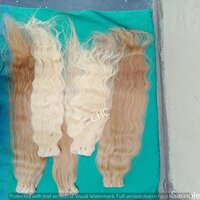 Indian Virgin Clip Human Hair Extensions